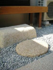 沓脱石とは??:千葉のお庭・外構専門店 | お得な情報更新中 | スペースガーデニング
