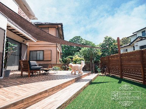 おしゃれな庭・ガーデンデザイン施工例 2032件以上公開中