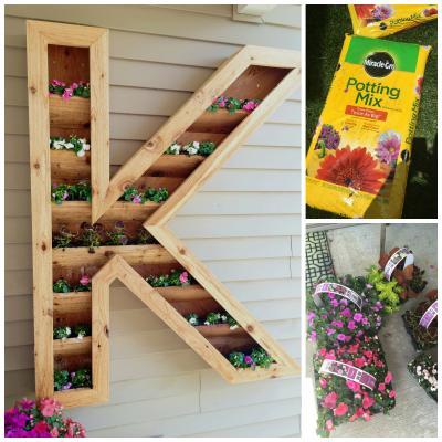 花 プランター 花壇 玄関回り デザイン かわいい おしゃれ ガーデニング