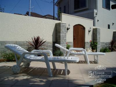 庭 ガーデン デザイン バリ リゾート プール