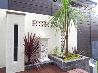 ガーデン デザイン バリ リゾート