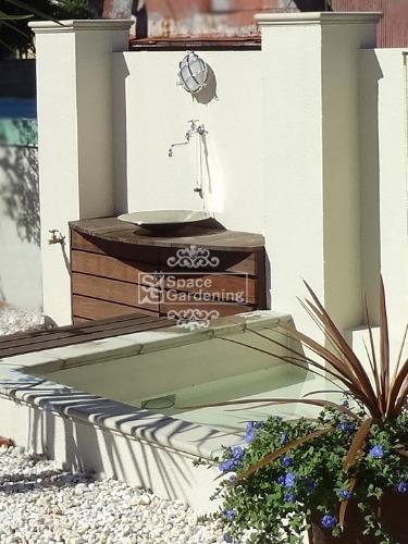 ガーデンシンク ガーデンキッチン 流し台