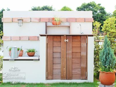 ガーデンシンク ガーデンキッチン