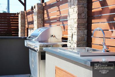 ガーデングリル ガーデンキッチン BBQ バーベキュー