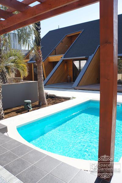 プール 家庭用プール 管理