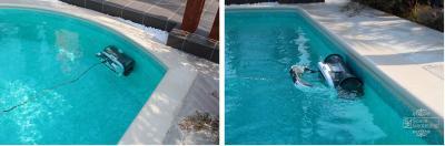 プール 掃除 ロボット