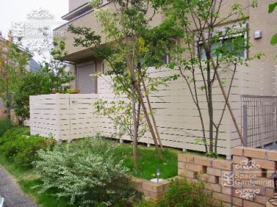 庭 ペット フェンス 柵 犬