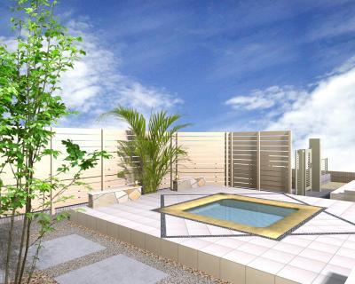 リゾート | 庭 | デザイン