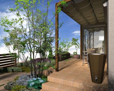 日よけ | テラス屋根 | デザイン