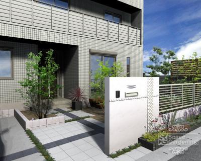 ヘーベルハウス | 外構 | デザイン