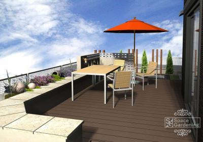 庭 | ガーデンベンチ | デザイン