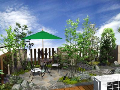雑木 | 庭 | デザイン