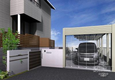 積水ハウス | 外構 | デザイン
