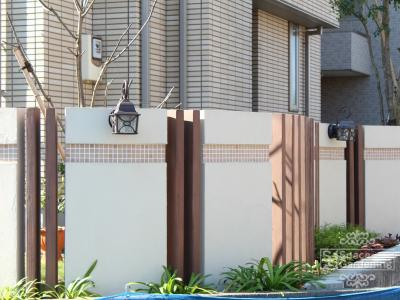 塀 | 外構 | デザイン