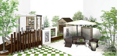 アイアン | 庭 | デザイン