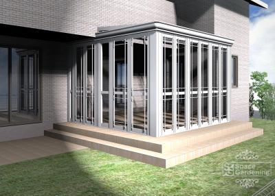 ガーデンルーム | 暖蘭物語 | 庭 | デザイン