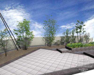 砂場 | 庭 | デザイン