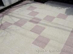 テラス コンクリート平板 TOYO スーパーテラCRS